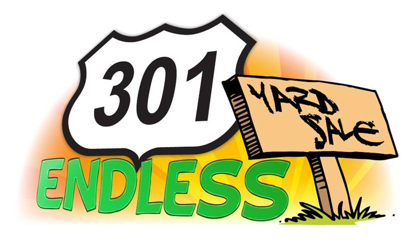 301 Endless Yard Sale Logo