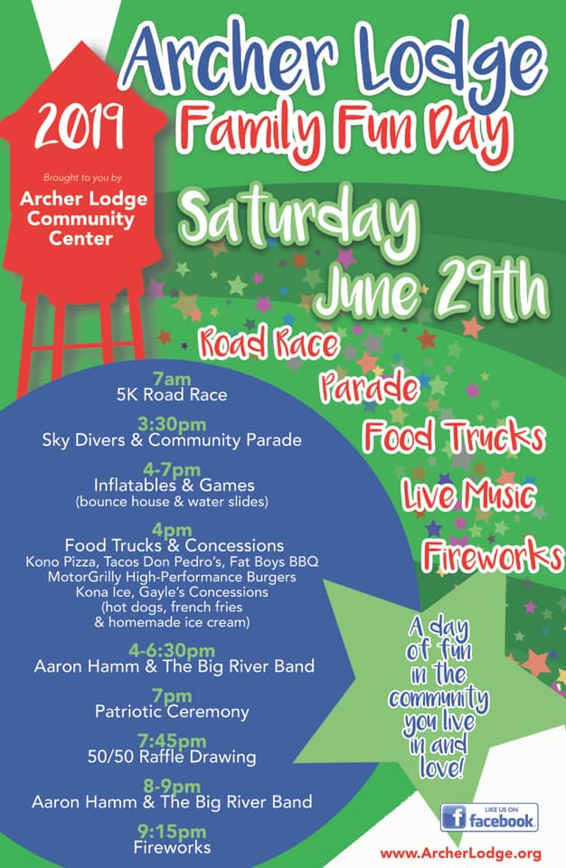 Archer Lodge Family Fun Day
