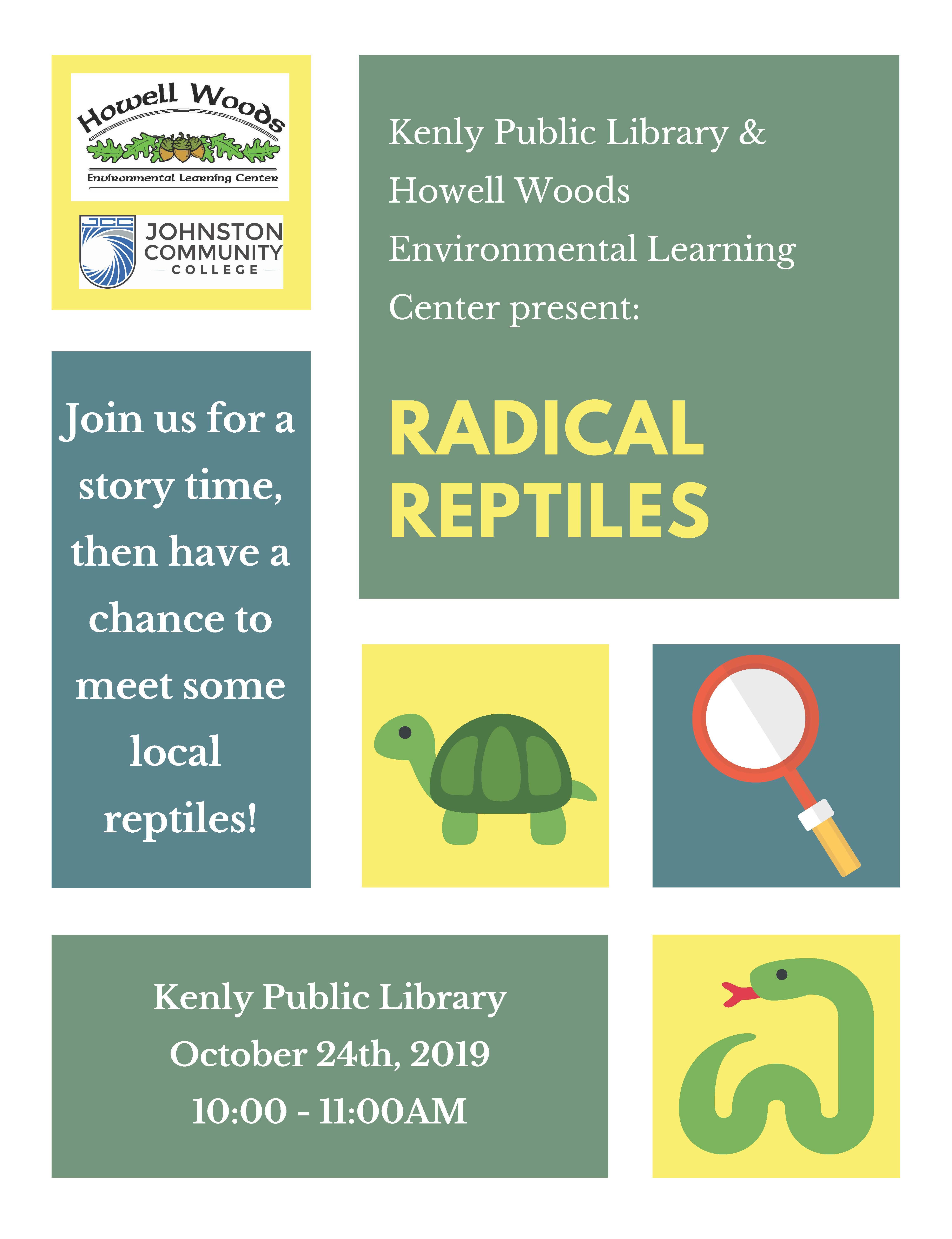 Radical Reptiles