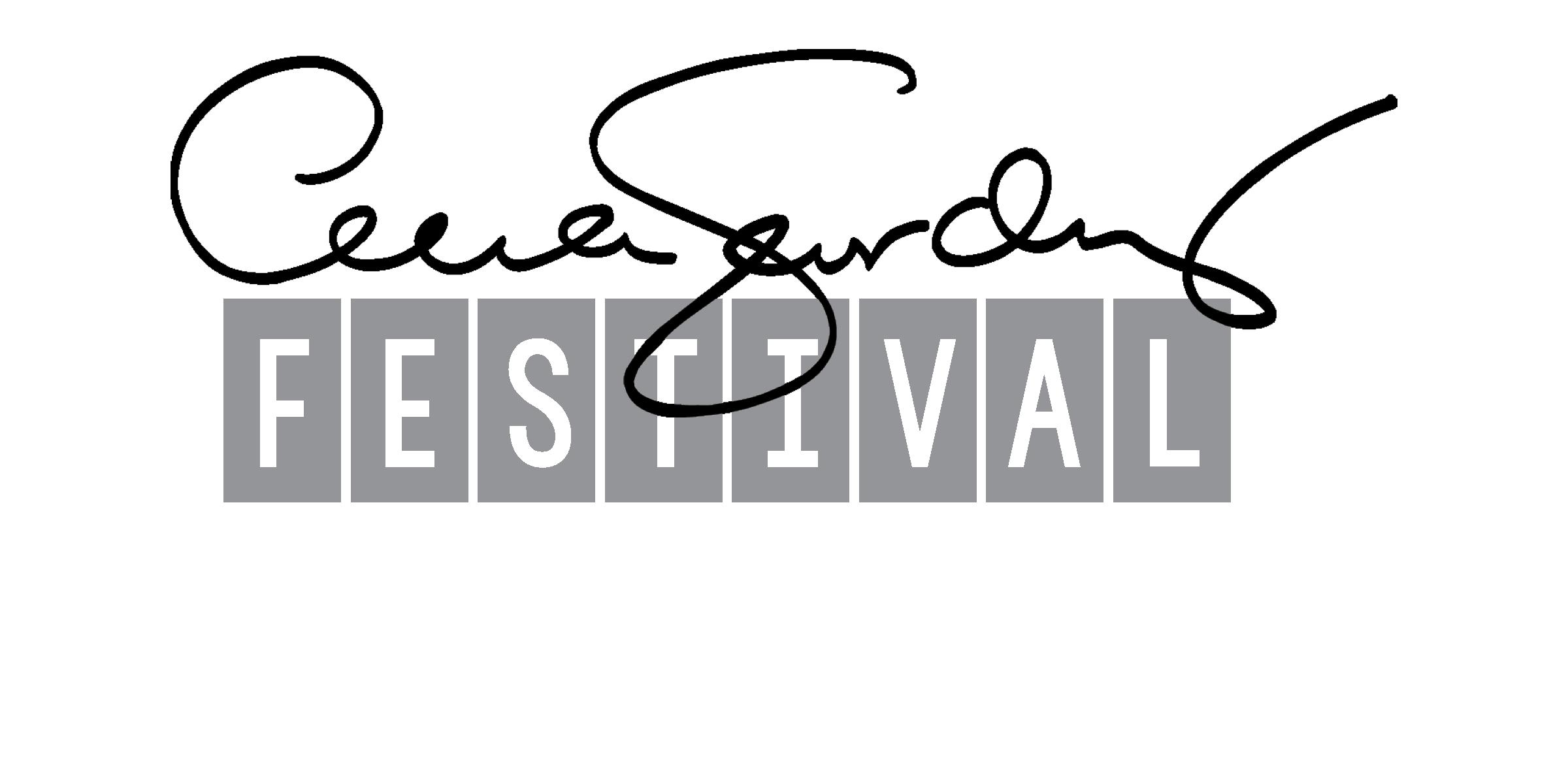 Logo for the Ava Gardner Festival, June 5-6, 2020.