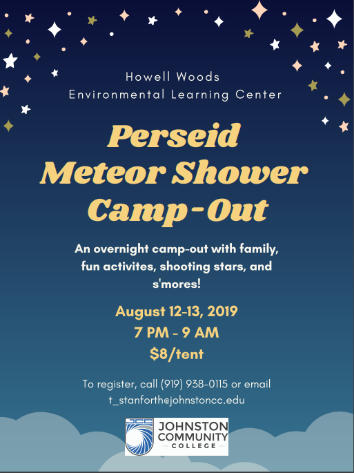 Meteor Camp-Out