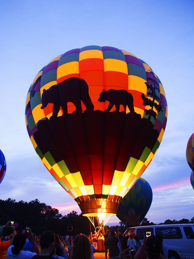 Carolina High Hot Air Balloon Company, LLC