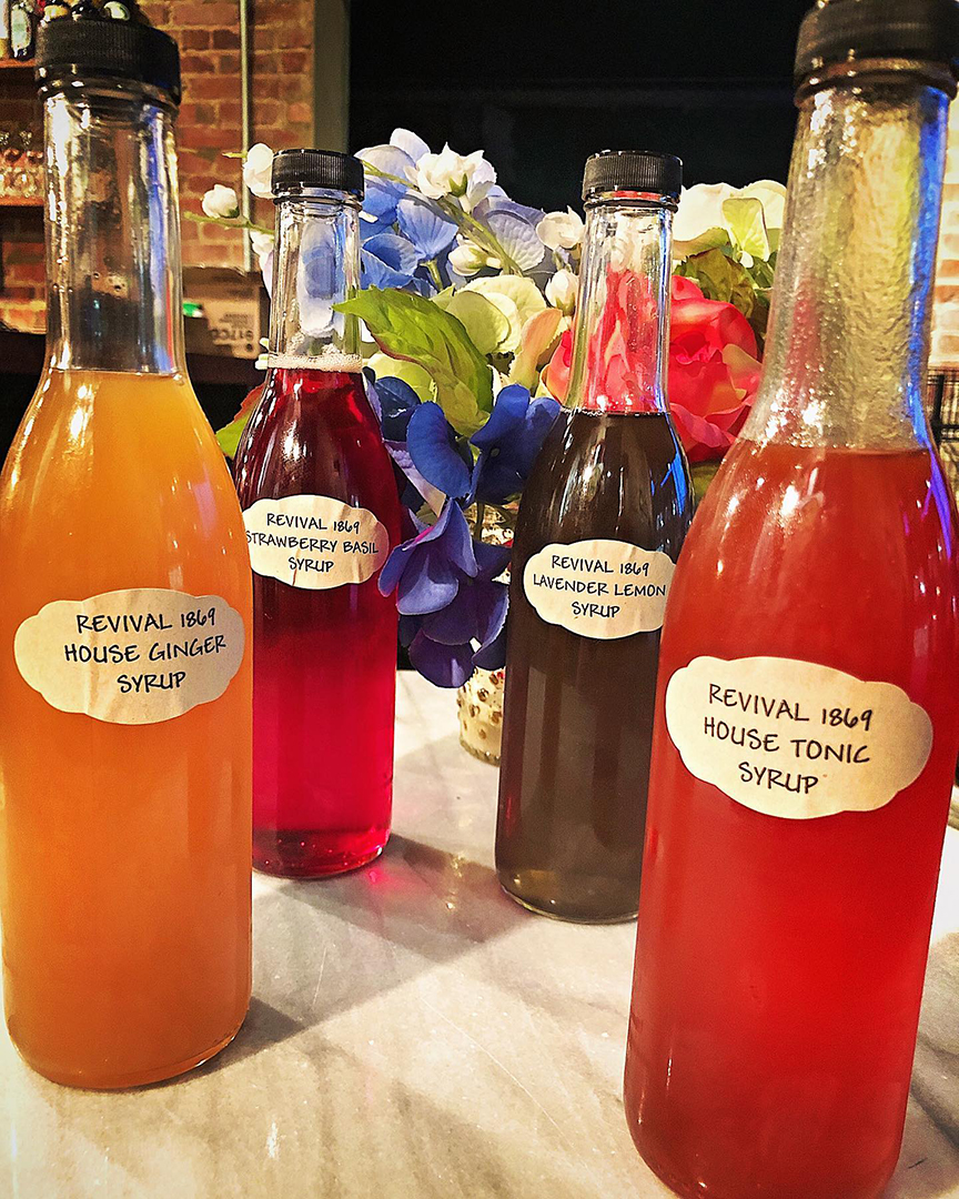 Revival Syrups for sale, Clayton NC.